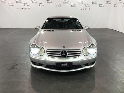 usata Mercedes SL55 AMG Kompressor cat AMG usato