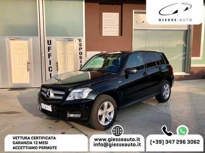 brugt Mercedes GLK220 CDI 4Matic BlueEFFICIENCY Sport usato
