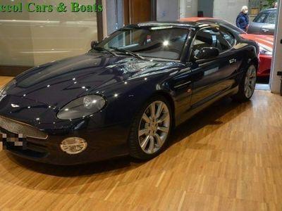 usata Aston Martin DB7 v12 vantage*cambio meccanico*libretto service