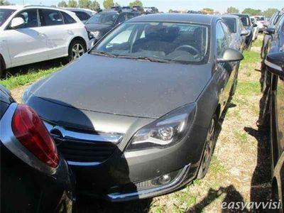 brugt Opel Insignia 2.0 CDTI 170CV 6M. E6 SS COSMO BUSINESS 4P. (NAVI)