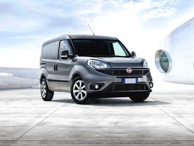 käytetty Fiat Doblò New 1.3 MJT PC-TN E6 Cargo Lamierato SX