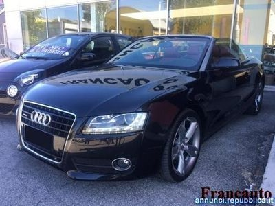 käytetty Audi A5 Cabriolet 3.0 V6 TDI F.AP.qu.S tr. Amb.n Calcinato