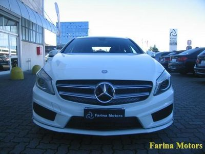 usata Mercedes A180 CDI Automatic Premium AMG Sport