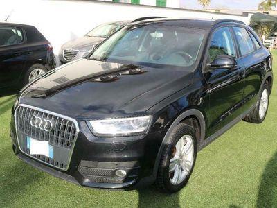 usata Audi Q3 2.0 TDI Advanced Plus NAVI-XENON