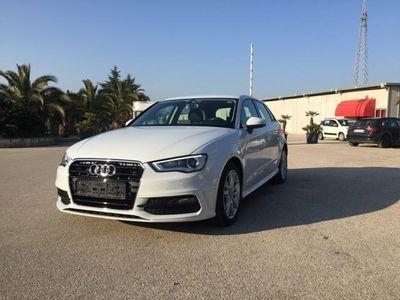 usata Audi A3 Sportback 2.0 TDI 184 CV S LINE