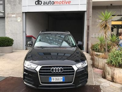 used Audi Q3 2.0 TDI 150 CV S tronic Business
