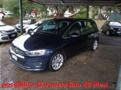 usata VW Golf Sportsvan 1.6 TDI 110 CV DSG Executive BMT *Navi,Sensori* rif. 12756738