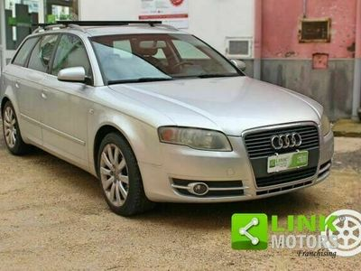 usata Audi A4 avant 2.0 16v tdi prezzo trattabile