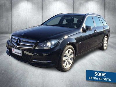 usata Mercedes 200 CLASSE C SW C SWcdi BE Executive