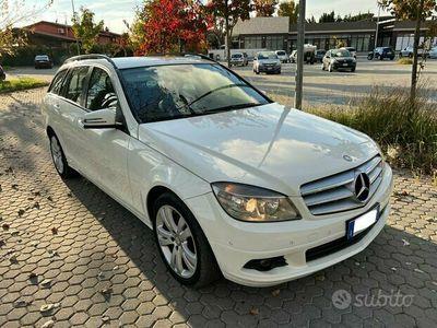 usata Mercedes C220 CDI Euro 5