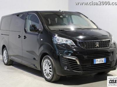 usado Peugeot Traveller BlueHDi 180 S&S EAT6 Long Business usato