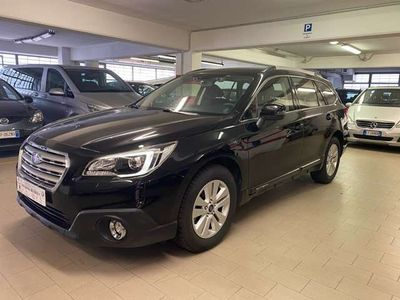 usata Subaru Outback 2.0d Lineartronic Unlimited 4X4