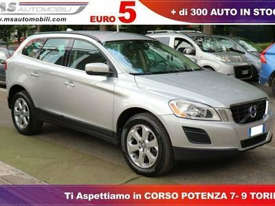 brugt Volvo XC60 XC60 XC 60D5 AWD Geartronic Momentum Unicoproprie