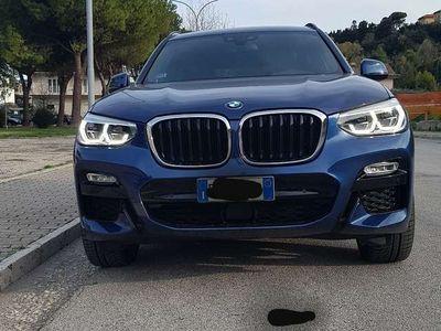usata BMW X3 M xDrive30d 249CV Msport