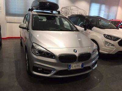 usata BMW 218 Gran Tourer Serie 2 G.T. (F46) Luxury