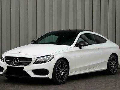 usata Mercedes C220 Classe Cd Coupé Premium