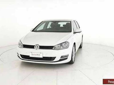 usata VW Golf I 1.6 TDI 110 CV 5p. Executive BlueMotion Technology