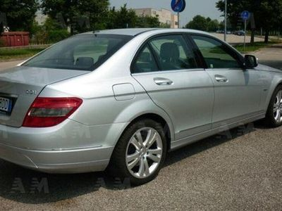 usata Mercedes C220 CDI Avantgarde