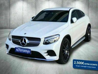 usata Mercedes E250 CLASSE GLC COUPE GLC Coupe d Premium 4matic auto