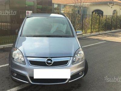 usata Opel Zafira 1.6 16V ecoM 94CV Enjoy GARANTITA 7 POSTI