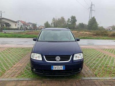 usata VW Touran 1.9 TDI Highline