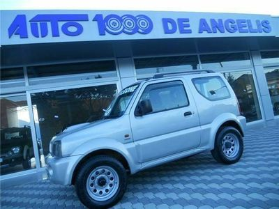 usata Suzuki Jimny RESTYLING 1.5 DDiS 4x4 + RIDOTTE - FULL OPTIONALS