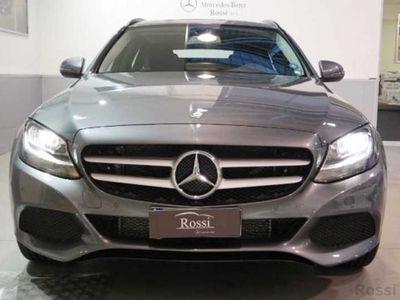 usata Mercedes C200 d S.W. Automatic Business rif. 7386975