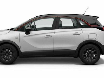 usata Opel Crossland X 1.5 ecotec GS Line 110cv