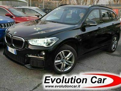 usata BMW X1 xdrive 20d 190 m msport navi camera biled acc pdc
