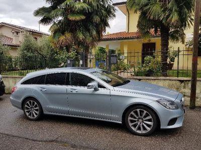 usata Mercedes CLS220 Shooting Brake Premium