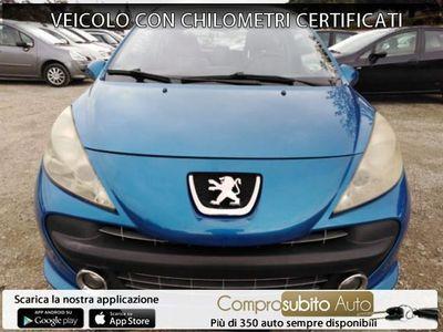 usado Peugeot 207 1.6 HDi 110CV 3p. Féline