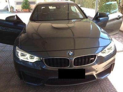 usata BMW M4 Cabriolet pelle tot. dkg navi bixenon kamera pdc