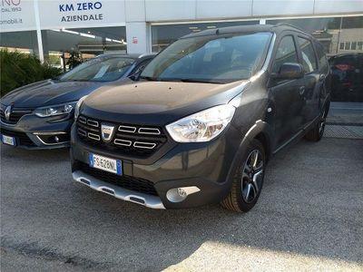 usata Dacia Lodgy 1.5 Blue dCi 8V 115CV Start&Stop 7p Techroad Monovolume [SEMESTRALE]