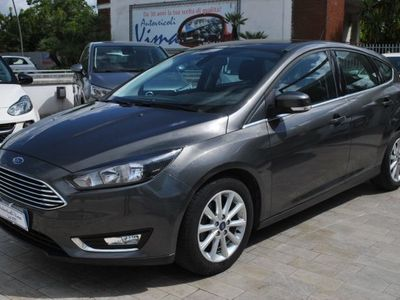 used Ford Focus Focus 1.5 TDCi 120 CV Start&Stop Powershift Titanium1.5 TDCi 120 CV Start&Stop Powershift Titanium
