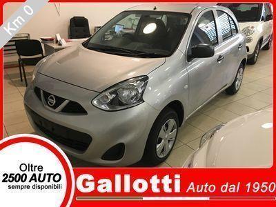 gebraucht Nissan Micra km0 del 2016 a Gallarate, Varese