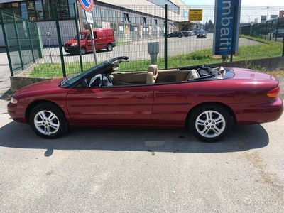 usata Chrysler Stratus Cabrio 96 Gpl