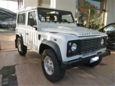 usata Land Rover Defender 90 ANNO 2008 CC2402 D KM 134677