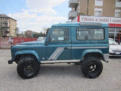 używany Land Rover Defender 90 2.5 Tdi S.W. County -7 POSTI - Gancio di Traino