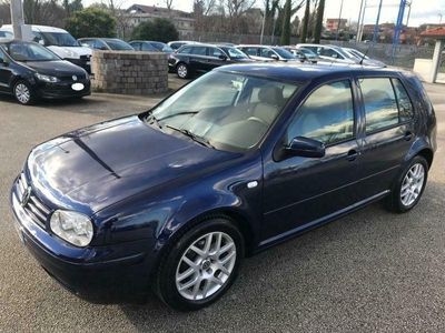 usata VW Golf IV 1.9 TDI 130CV 5p. Highline