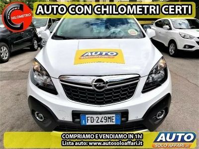 käytetty Opel Mokka 1.6 CDTI Ecotec 136CV 4x2 Start&Stop Cosmo usato