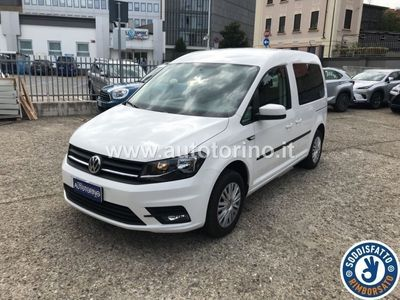 käytetty VW Caddy VIC2.0 tdi 102cv comfort dsg E6