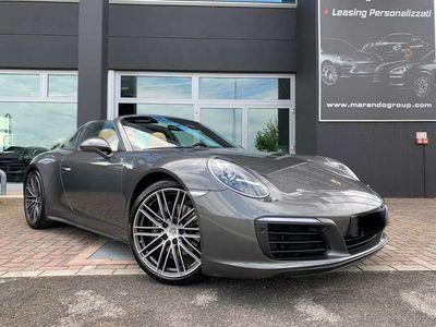 usata Porsche 911 Targa3.0 4/LED/20/SCARICHI/SERVICE
