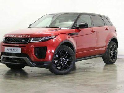 usata Land Rover Range Rover evoque 2.0 Si4 290 CV 5p. HSE Dynamic