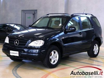 usata Mercedes ML270 Classeturbodiesel cat CDI SE Leather usato