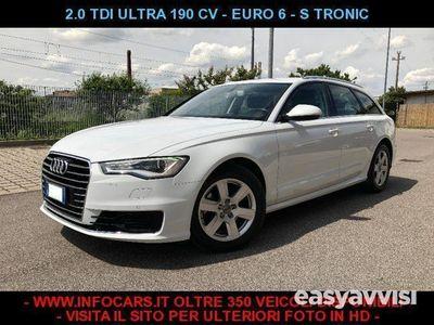 usata Audi A6 avant 2.0 tdi 190 cv ultra s tronic diesel