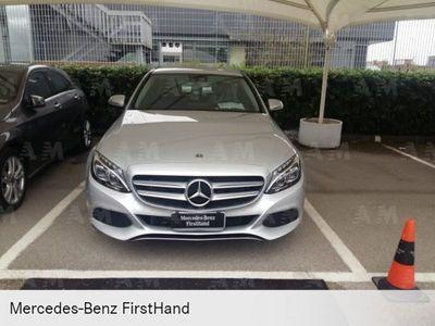 usata Mercedes C220 Classed 4Matic Auto Sport del 2018 usata a Cardito