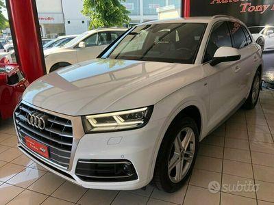 usata Audi Q5 2.0 TDI 190 CV quattro S LINE