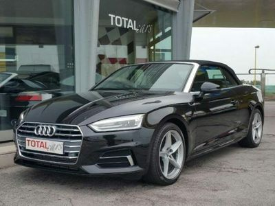 usata Audi A5 Cabriolet 2.0 TFSI S tronic Sport