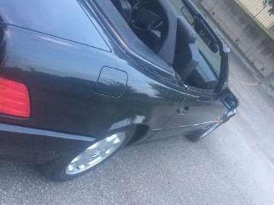 usata Mercedes 280 SLcat -scambio/permuta con auto storica