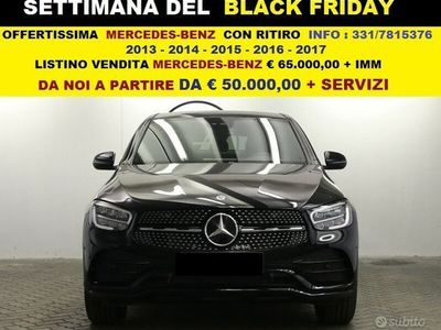 usata Mercedes GLC220 ClasseCDI AUT COUPE AMG NEW